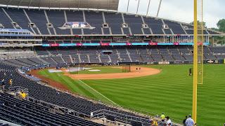Kauffman Stadium Pregame - Kansas City