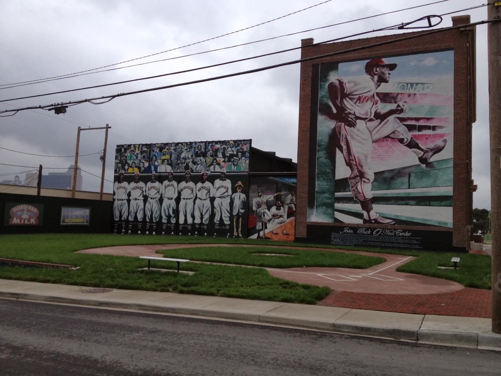 Buck O'Neil Center Ballfield - Kansas City