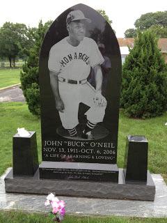 Buck O'Neil Memorial - front - Kansas City