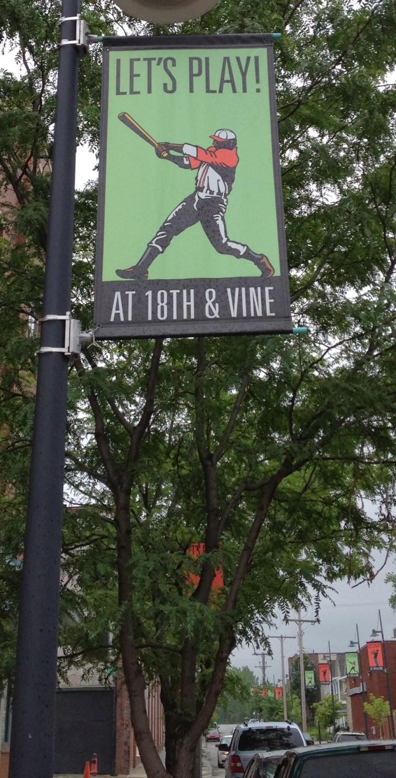 18th and Vine District - Kansas City