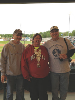 Dawn Morton with Trippers - Newman Outdoor Field - Fargo, ND