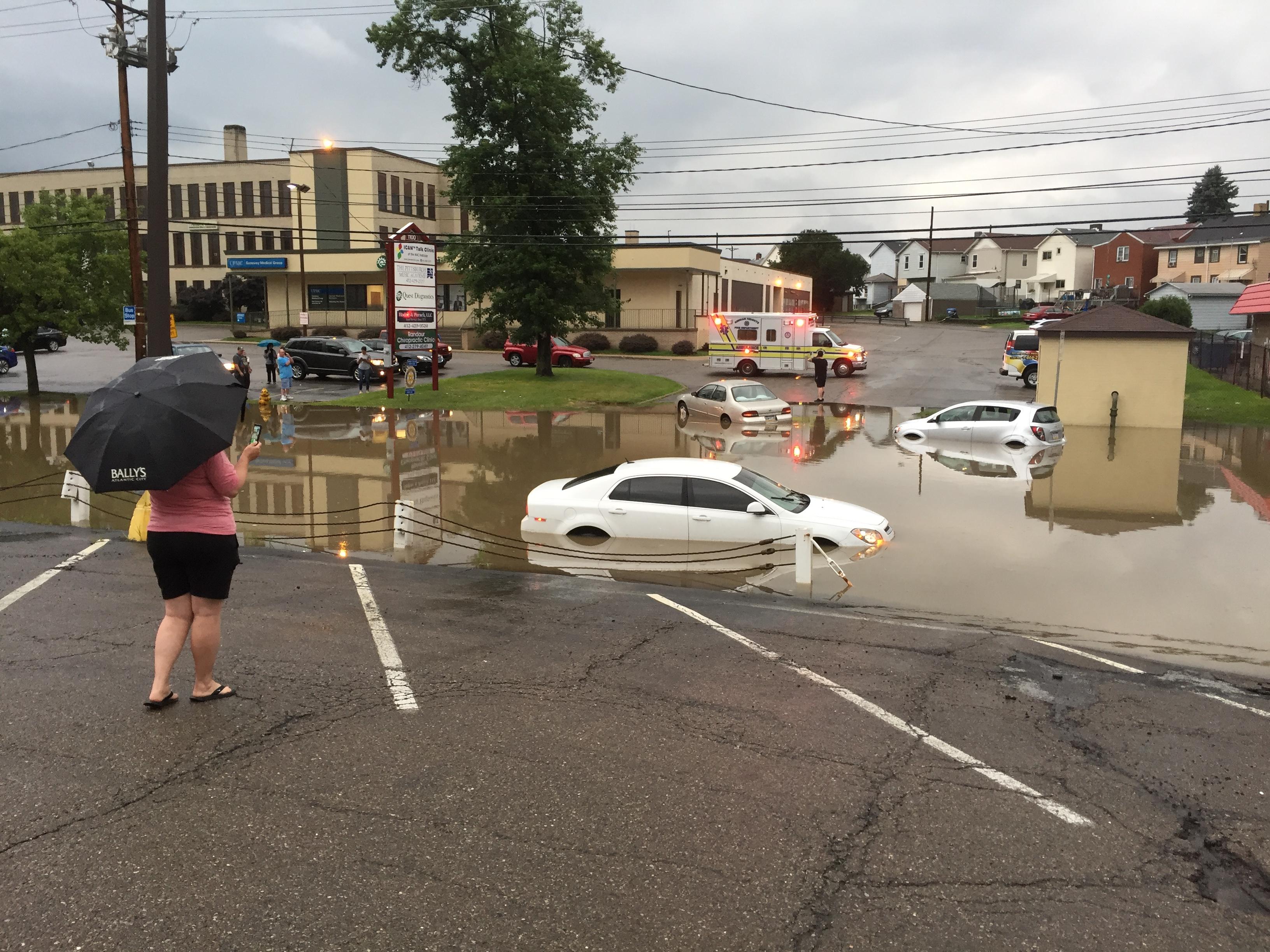 Washington-Aveune-Flood